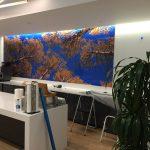Wall Mural Custom Install