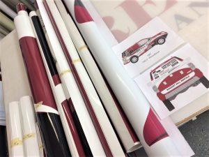 custom wrap design and manufacturing
