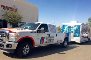 custom truck & Trailer wrap